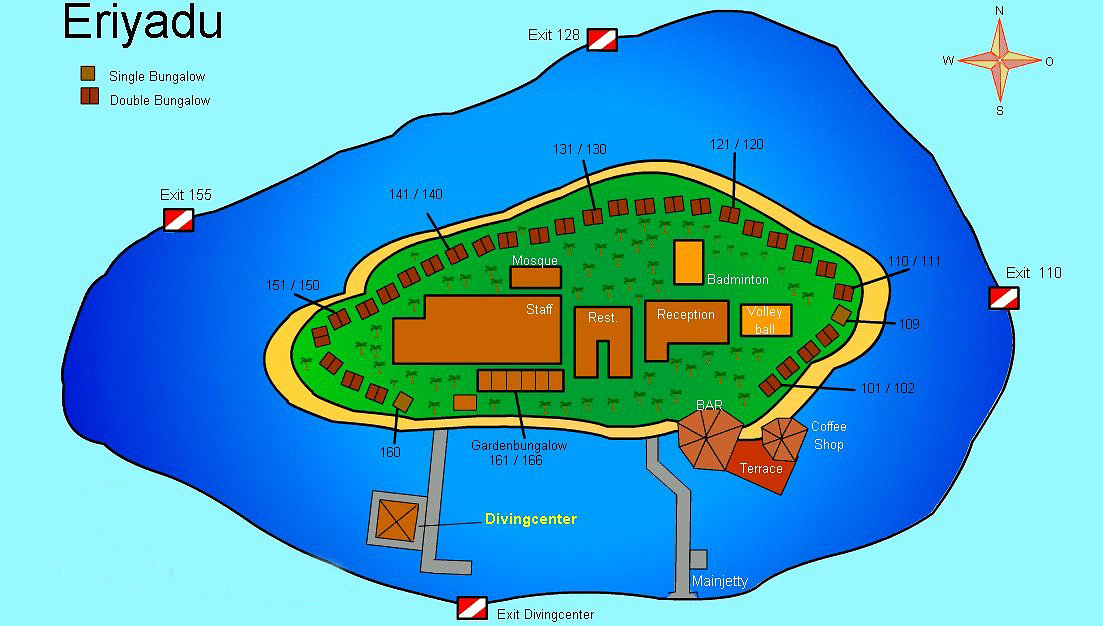 Hotel Eriyadu Island Resort Maldives